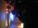 Просто парень пришел в бар караоке, заказал песню и спел ее)))