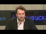 Пресс-центр РИА-Новости: тема