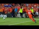 Голландия - Россия (HD обзор матча - ЕВРО 2008).